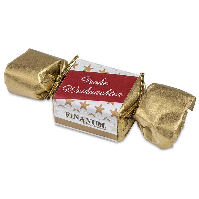 Mini-Seife Vanille DeLuxe Gold