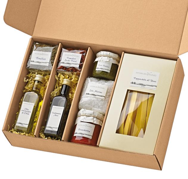 Cucina Italiana Paket
