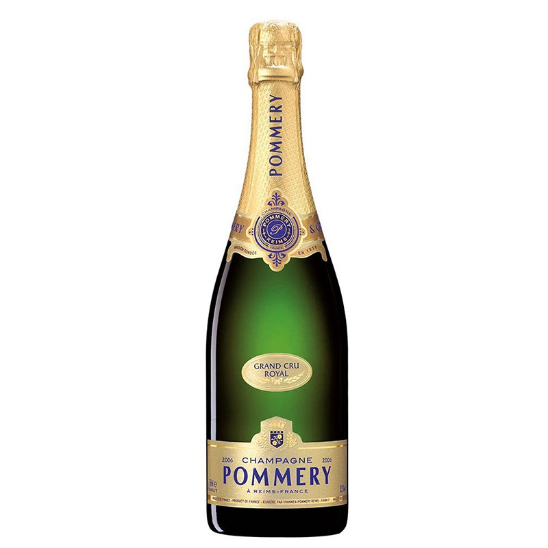 Champagne Pommery Grand Cru Vintage JG 2006