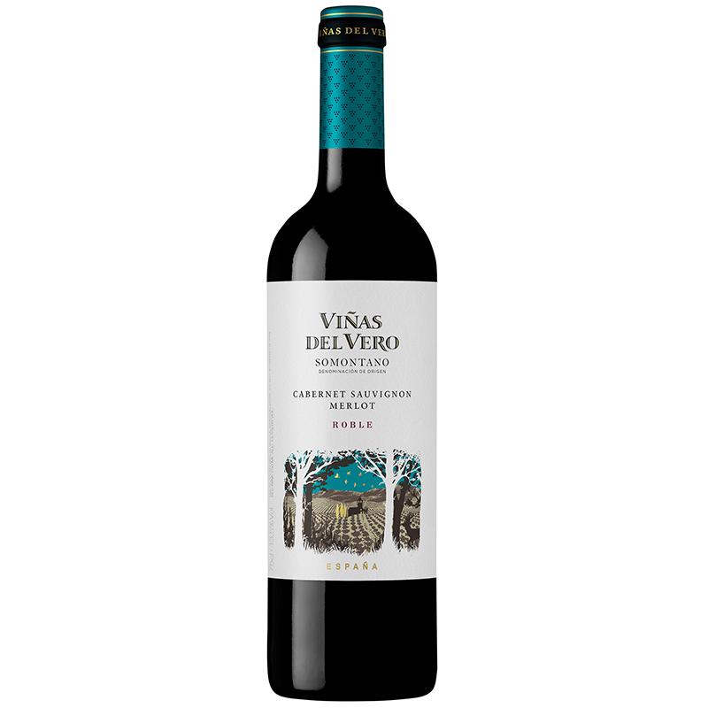 2018 Vinas del Vero Cabernet Sauvignon/Merlot