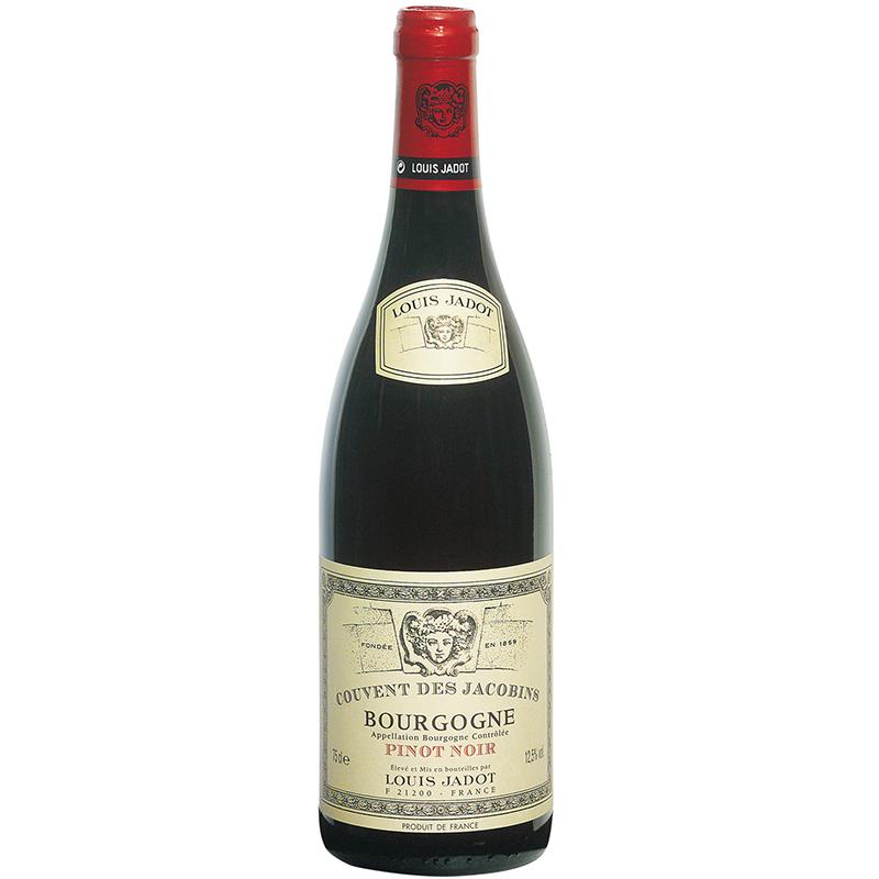 2017 Louis Jadot Bourgogne Rouge Pinot Noir AOC Couvent des Jacobins