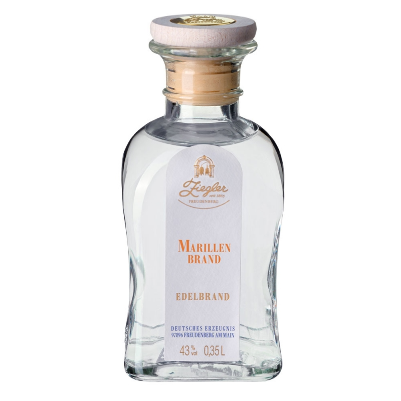 Ziegler Edelbrand Marillenbrand - 43% vol.