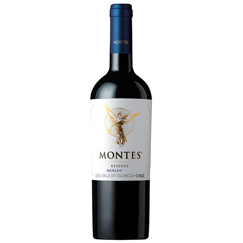 2017 Montes Reserva Merlot