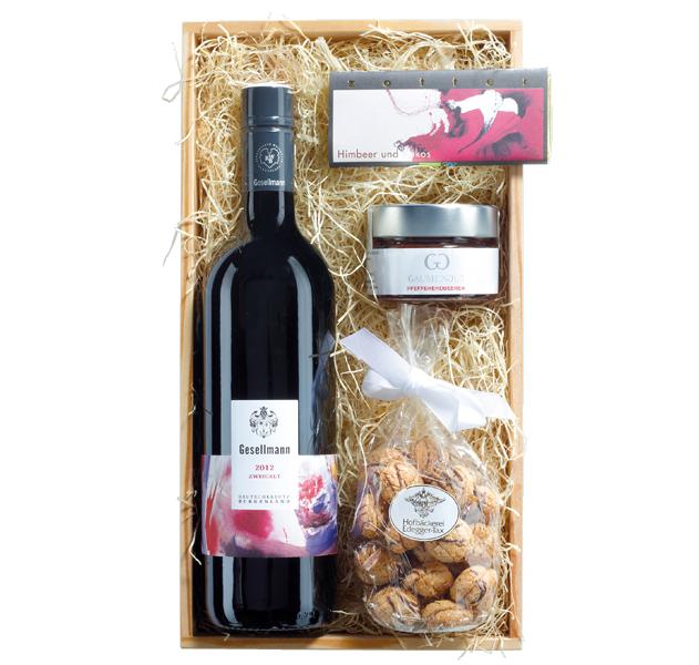 Paket Weinpräsent Klassik
