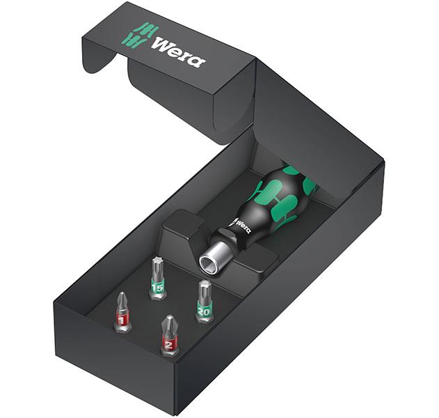 WERA Werkzeug-Set Tool Finder Incentive 813/5