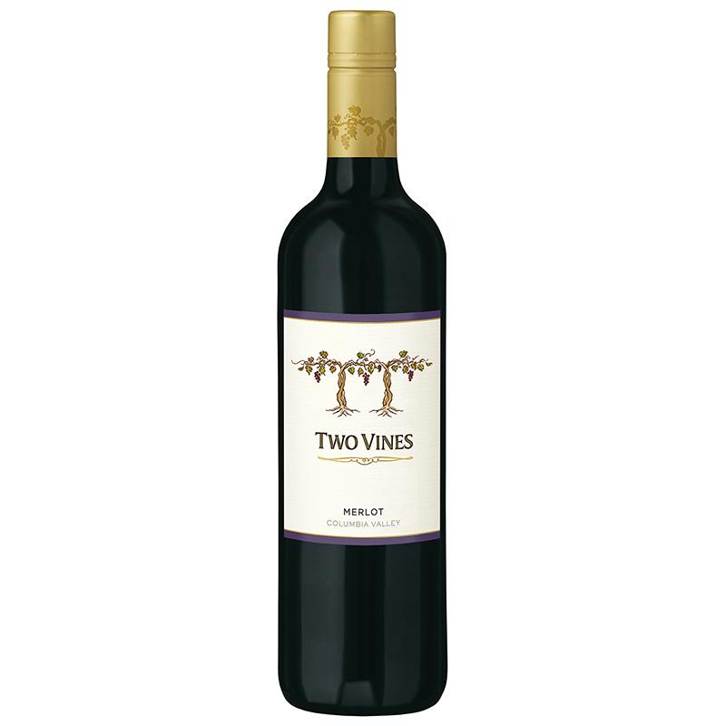 2017 Columbia Crest Two Wines Merlot