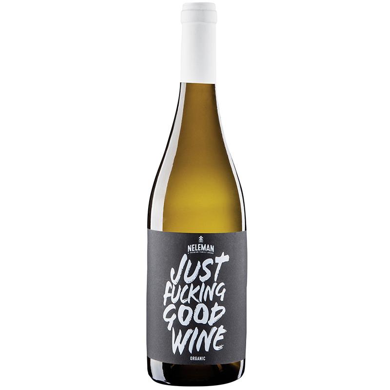 2019 Nelemann Just Fucking Good Wine Bianco