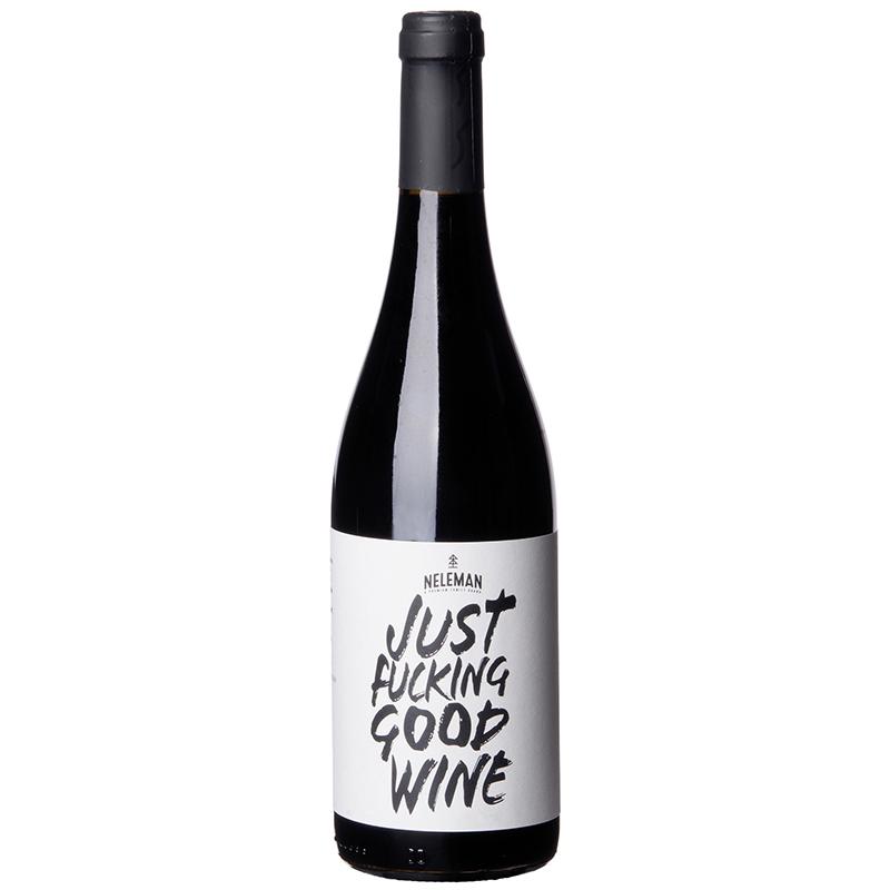 2019 Nelemann Just Fucking Good Wine Tinto
