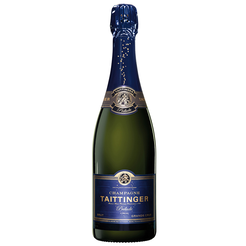 Champagne Taittinger Prelude Brut Grands Crus