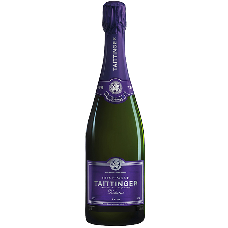 Champagne Taittinger Nocturne Sec