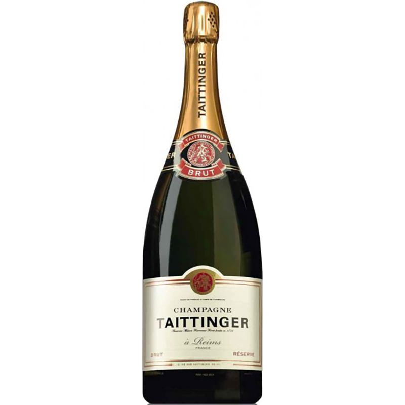 Champagne Taittinger Brut Reserve Magnum