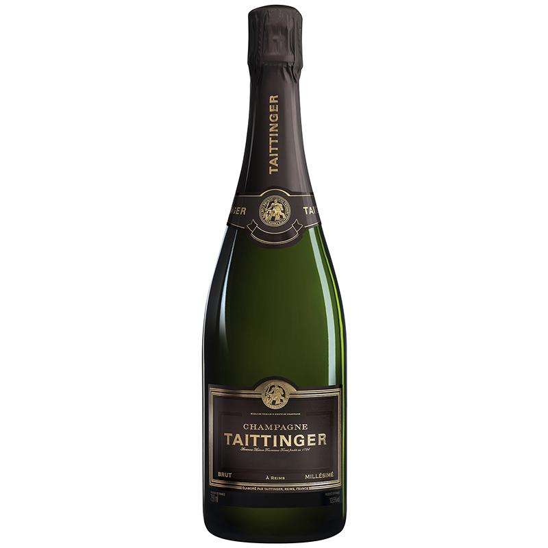 Champagne Taittinger Brut Millesime JG 2013