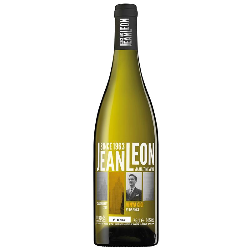 2016 Jean Leon Vinya Gigi Chardonnay DO Penedes