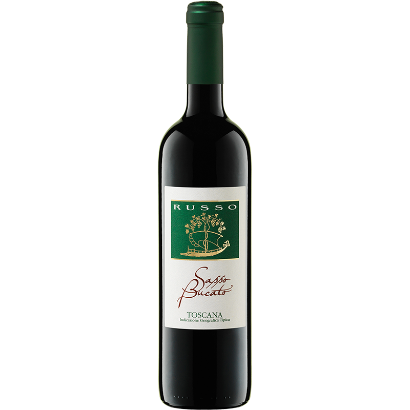 2017 Russo Sasso Bucato IGT