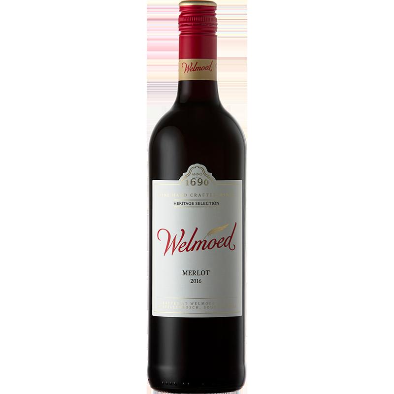 2019 Stellenbosch Vineyards Welmoed Merlot