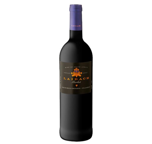 2017 Laibach Vineyards Merlot
