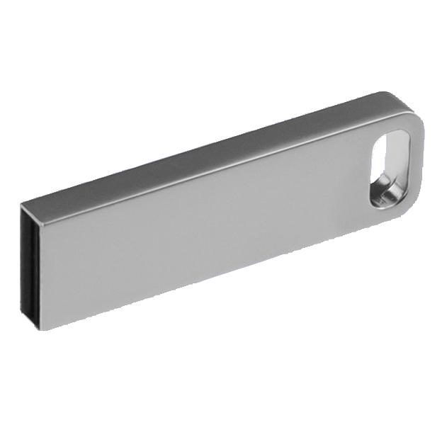 USB Stick ELEMENT Silber-Poliert