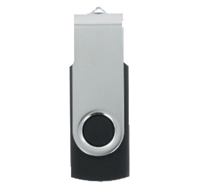 USB Stick TWISTER CLASSIC Schwarz