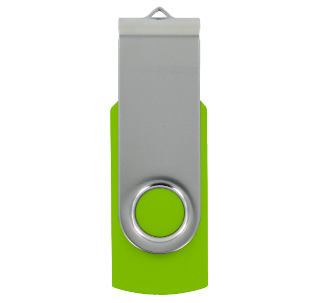 USB Stick TWISTER CLASSIC Grün