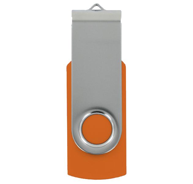 USB Stick TWISTER CLASSIC Orange