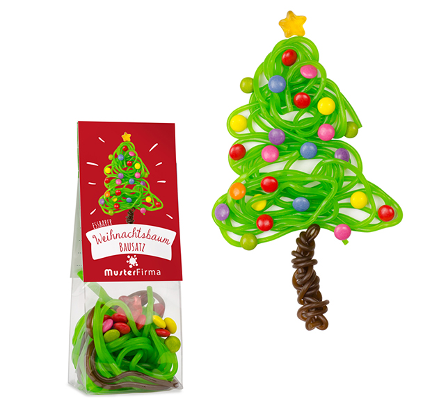 Weihnachtsbaum Fruchtgummi