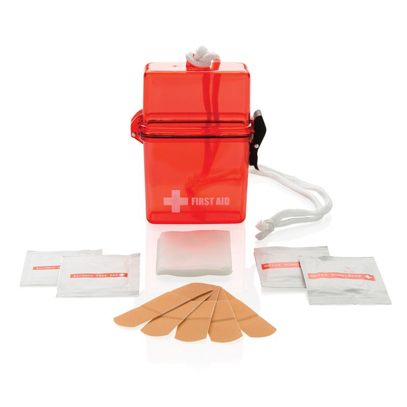 Wasserfestes Erste-Hilfe-Set